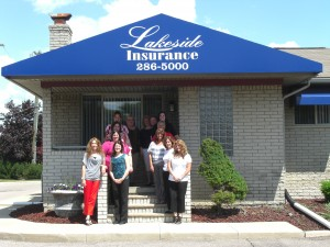 Lakeside Insurance Staff Photo