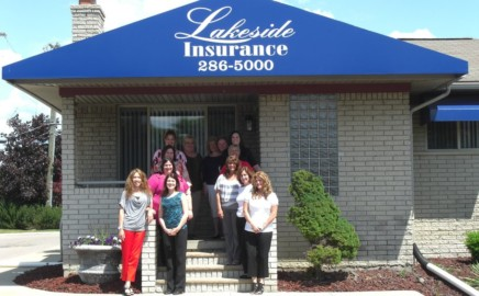Welcome To Lakeside Insurance